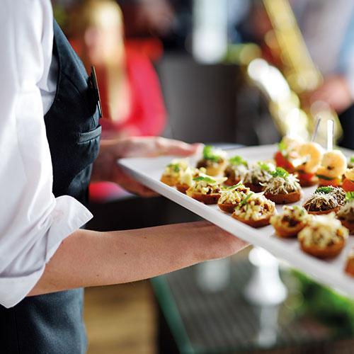 Catering von der WaTT's Brasserie | Restaurant | Bar | Biergarten in Ettlingen