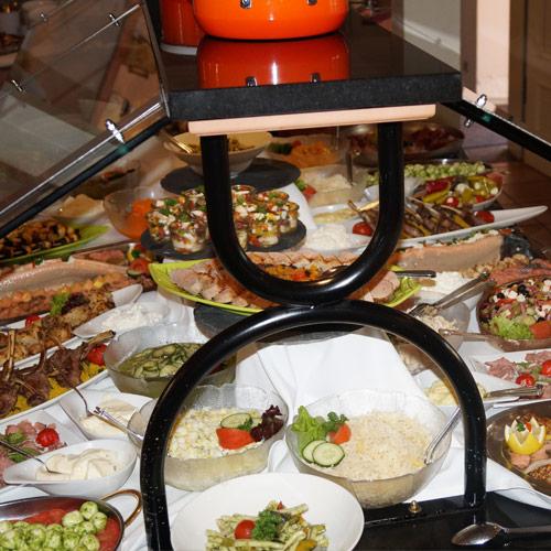 Brunch in der der WaTT's Brasserie | Restaurant | Bar | Biergarten in Ettlingen