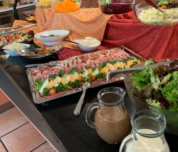 Impression Brunch in der WaTT's Brasserie und Bar in Ettlingen