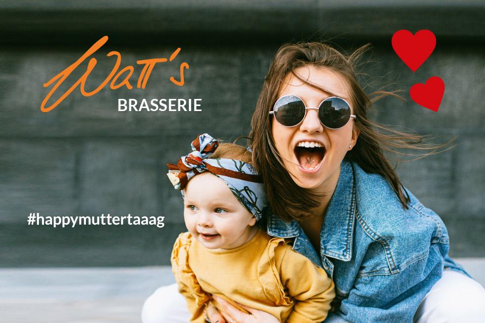Muttertags Kalbsrücken mit SPargel von der Watts Brasserie und Restaurant in Ettlingen